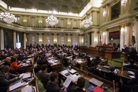 California to mark Ukrainian Independence Day on August 24, 2016 - State senate resolution