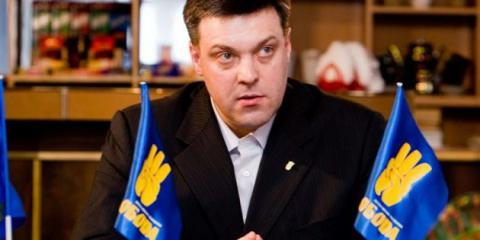 """Svoboda"" party received $200 hundred from Yanukovich's ""Regiony"" party"