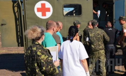 Germany is to treat a group of the Ukrainian soldiers injuried in ATO for the sixth time