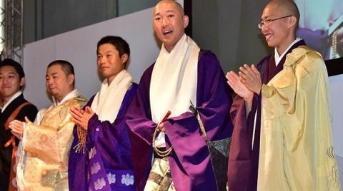 "Annual ""Most Handsome Monk Contest"" took place in Japane (VIDEO)"