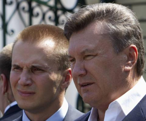 UAH198bln damages to Ukraine caused by Yanukovich family