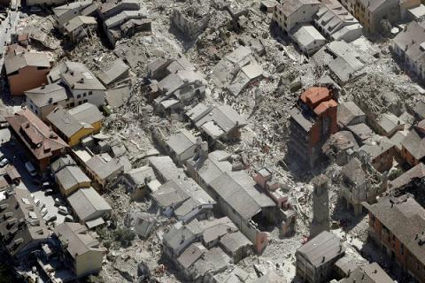No Ukrainians among victims of recent earthquake in Italy - Foreign Ministry