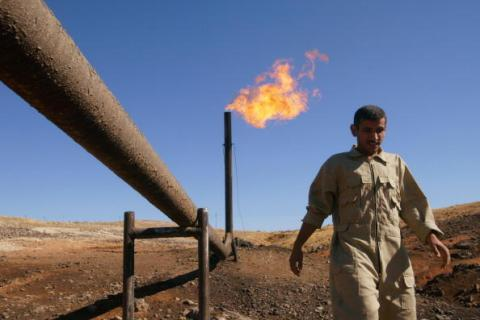 Iraq seeks for deal with Kurds over oil production