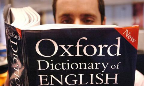 Oxford Dictionaries launches global public vote to find most disliked English word