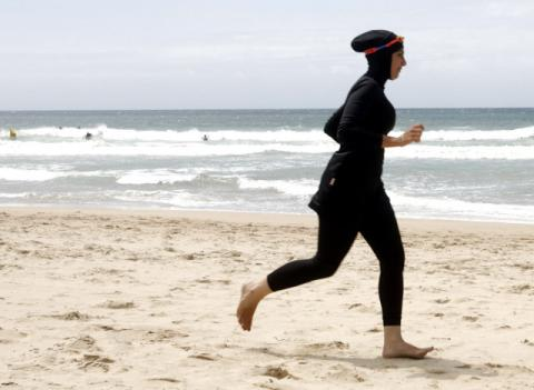 """Burkini"" ban suspended by French court"