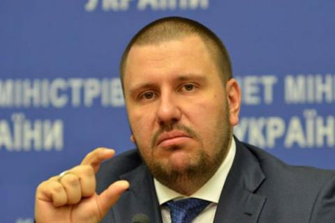 Ukrainian ex-minister Klymenko clames PG's statements about him as a suspect in corruption case groundless