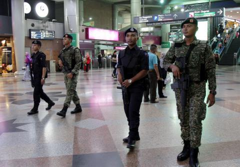 Malaysia arrested three ISIS supporters ahead of Independence Day