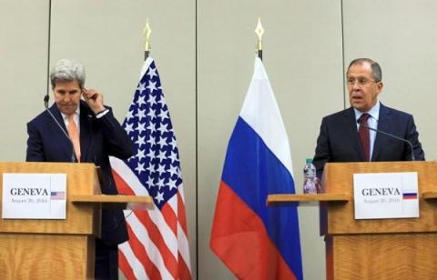 US's Kerry, Russia's Lavrov haven't agree on Syria issue at G20 summit