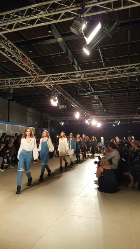 Mercedes-Benz Fashion Days Kiev S/S 2017: From pretentious opening ceremony to an underground closing fashion show