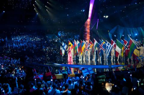 Ukraine has not yet chosen the city to host Eurovision 2017