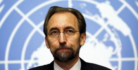 UN rights chief reprehends Syria abuses under Assad's regime
