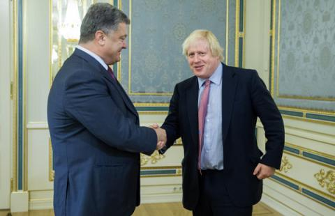 UK willing to support anti-Russia sanctions -  Johnson