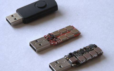 """USB Killer"" flash drive can fry your computer's innards in seconds"
