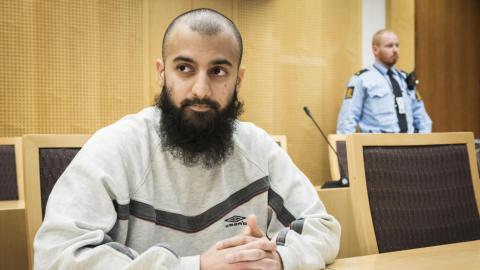 Terror recruitment charges to be filed in Norway for first time