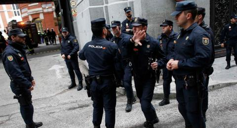 Spain arrested two over ISIS links