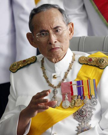"Thailand's elderly King is in ""unstable conditions"""