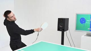 This ping pong table plays music to the rhythm of your game (VIDEO)