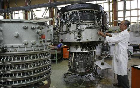 Ukraine's aircraft engines maker Motor Sich posts 26% fall in consolidated net profit in nine months