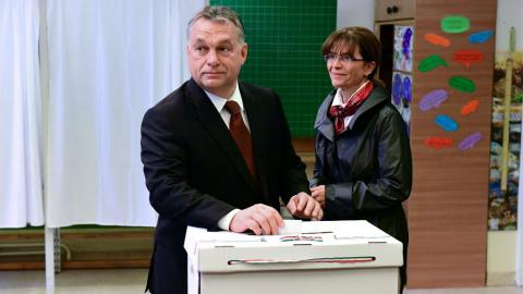 Hungary voted against EU's migrant quotas, but turnout is to small
