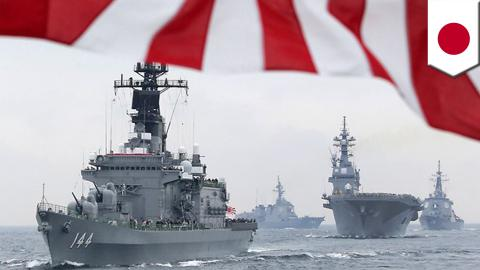 North Korea overruns Japan in military race
