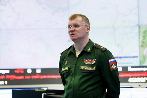Russian Defense Ministry explains anti-missile systems accomodated in Syria