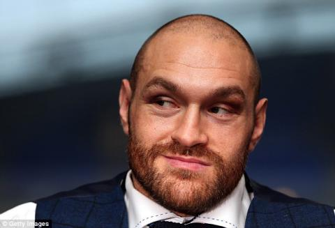 Tyson Fury admitted taking cocaine suffering from mental illness