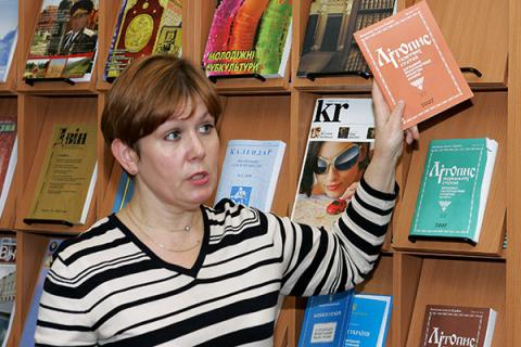 Director of Ukrainian Literature Library in Moscow accused of extremism, embezzlement
