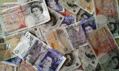 """Flash crash"" of pound caused investigation"