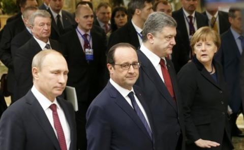 Ukraine hasn't agreed to participate in 'Normandy Four' summit - media