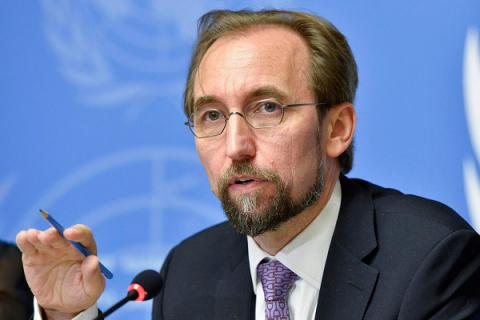 Trump would be 'dangerous from int point of view' if elected - UN human rights chief