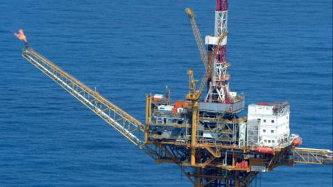 Japan witnessed the signs of renewed Chinese gas exploration
