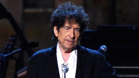 Bob Dylan won Nobel Prize in literature