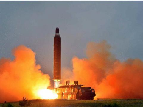 Latest North Korean missile test became a failure