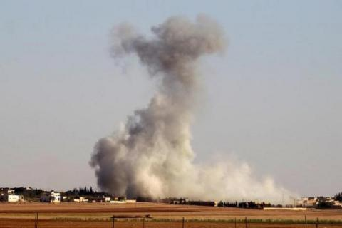 US-led coalition warplanes killed 20 IS militants in Syria over last 24 hours - Turkish military