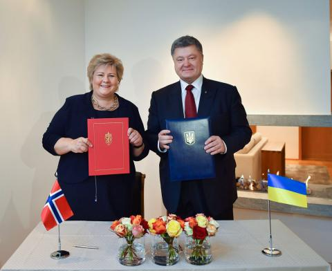 Ukraine and Norway interested to cooperate in IT sector