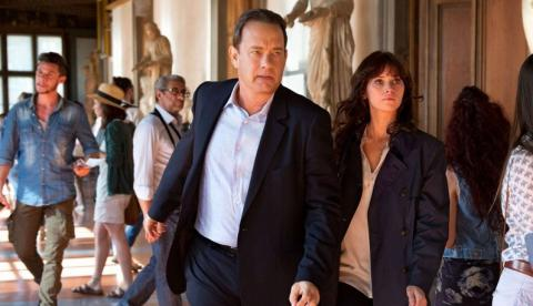 'Inferno' unleashed in Tom Hanks' latest adventure