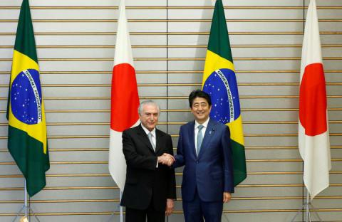 Brazil is seeking for Japanese investment