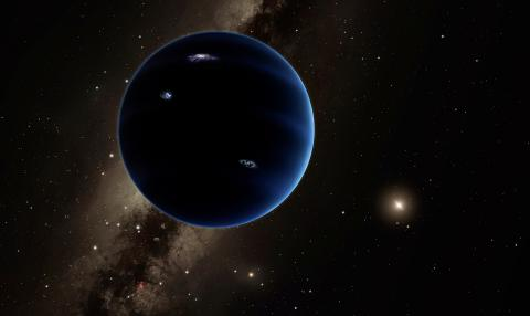 New icy world with 20,000-year orbit could point to Planet Nine