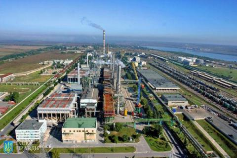 Ukrainian govt approves terms of new tender to sell Odesa port-side plant