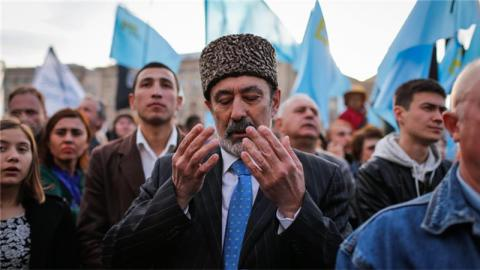 Crimean Tatar autonomy in terms of the law