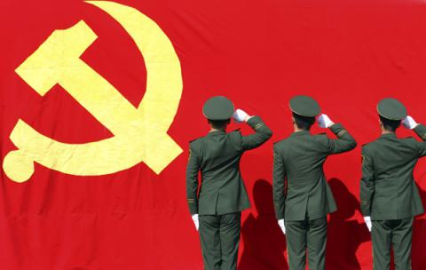 In China million of state officials charged with corruption over 3 years