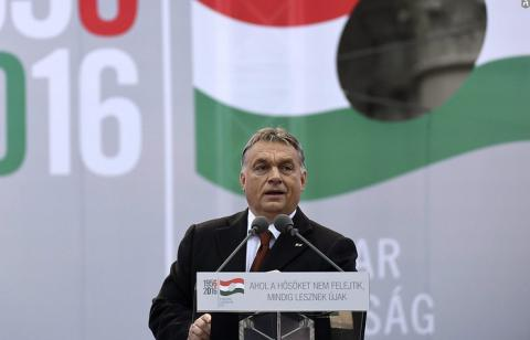 Hungary should be the European nation not a nationality within Europe: PM Orban