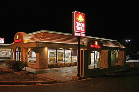 Son hit mother as she had no money to pay for his Taco Bell dinner