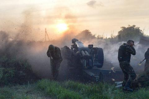 34 militants' attacks reported in Donbas combat area over last day
