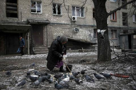Ukraine to keep Debaltseve under its control - Ukrainian presidential administration