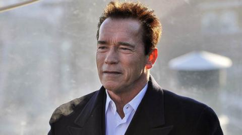 Schwarzenegger to star in Chinese film promoting ancient culture