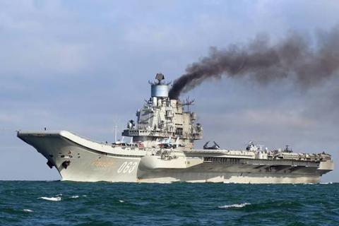 Russia withdraws its request for warships to refuel in Spain