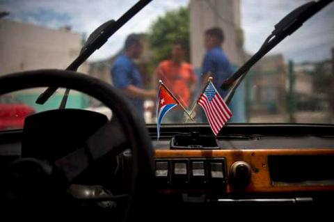 U.S. abstains from UN vote on Cuba embargo