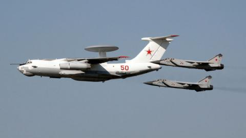 Russia possibly prepares air-strikes on Ukraine, Intel
