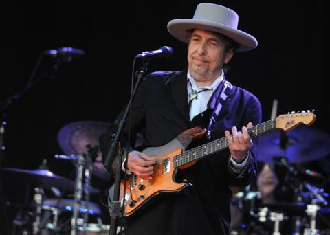 Bob Dylan finally acknowledged his Nobel Prize